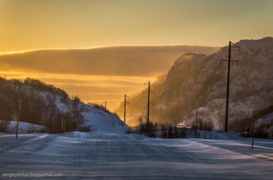 Stunningly beautiful scenery of the Kola Peninsula, Russia, photo 25