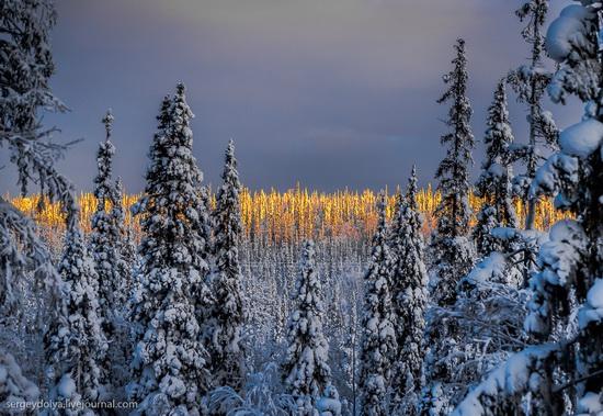 Stunningly beautiful scenery of the Kola Peninsula, Russia, photo 4