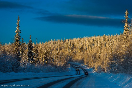 Stunningly beautiful scenery of the Kola Peninsula, Russia, photo 7