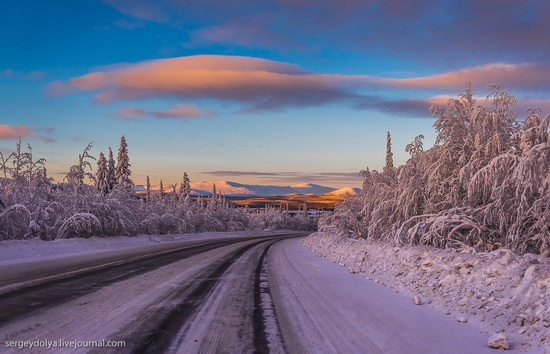 Stunningly beautiful scenery of the Kola Peninsula, Russia, photo 8