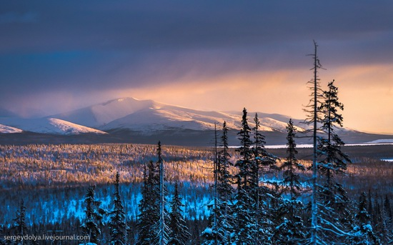 Stunningly beautiful scenery of the Kola Peninsula, Russia, photo 9