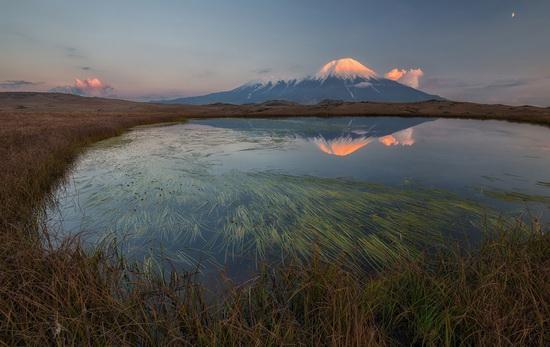 Kamchatka volcanoes, Russia, photo 1