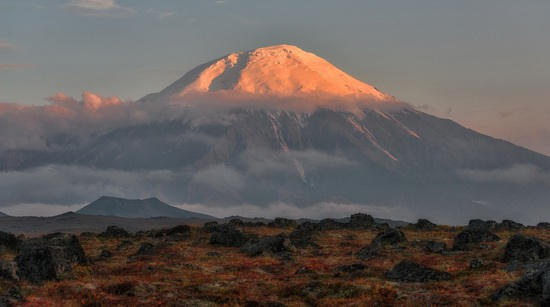 Kamchatka volcanoes, Russia, photo 4