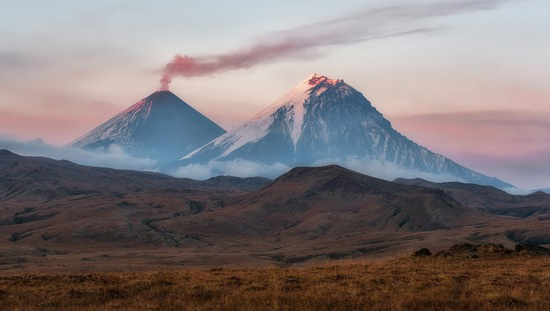 Kamchatka volcanoes, Russia, photo 5