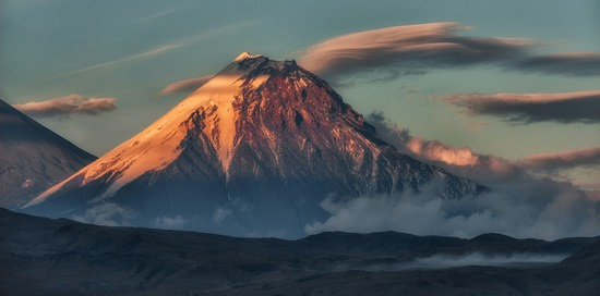 Kamchatka volcanoes, Russia, photo 6