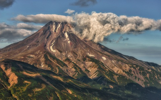 Kamchatka volcanoes, Russia, photo 8