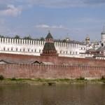 Moscow Kremlin in 1700