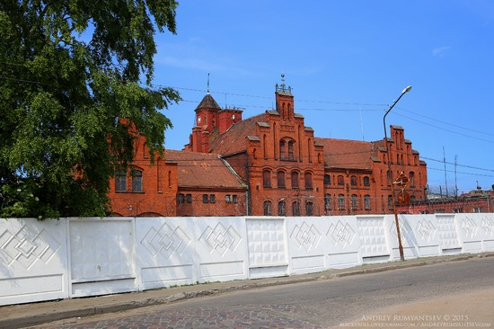 The sights of the Kaliningrad region, Russia, photo 2