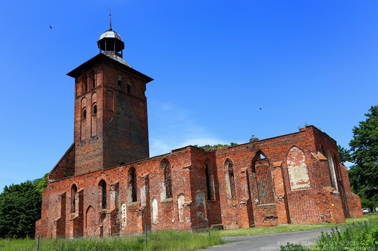 The sights of the Kaliningrad region, Russia, photo 7