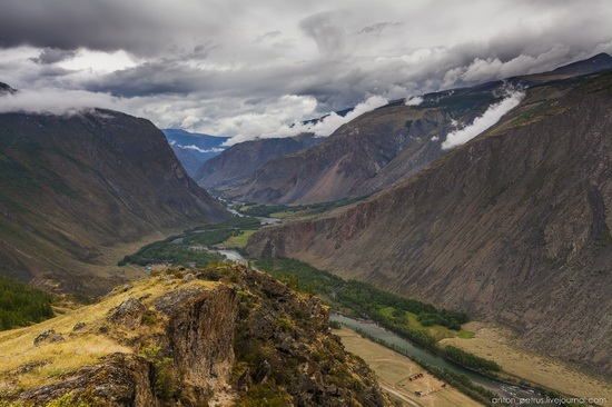 Chulyshman River Valley, Altai Republic, Russia, photo 3