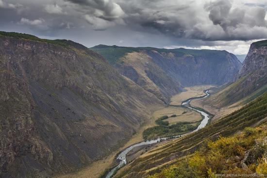 Chulyshman River Valley, Altai Republic, Russia, photo 4