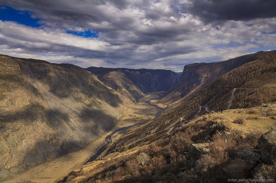 Chulyshman River Valley, Altai Republic, Russia, photo 6
