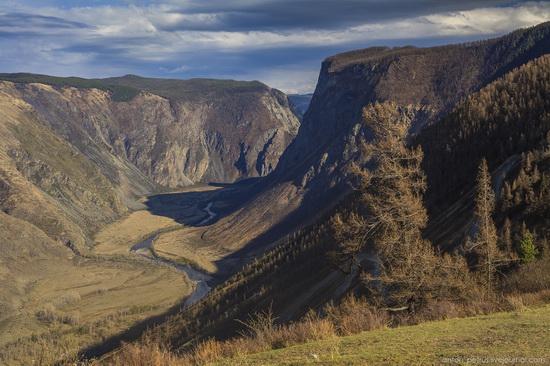 Chulyshman River Valley, Altai Republic, Russia, photo 7