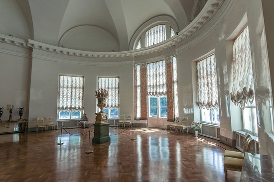 The interiors of the Alexander Palace in Tsarskoye Selo, Russia, photo 4