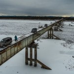 Kuandinsky Bridge – one of the scariest road bridges in the world