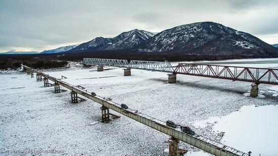 Kuandinsky Bridge, Zabaikalsky region, Russia, photo 5