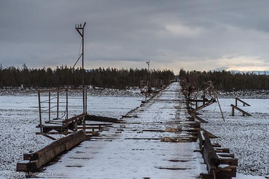 Kuandinsky Bridge, Zabaikalsky region, Russia, photo 8