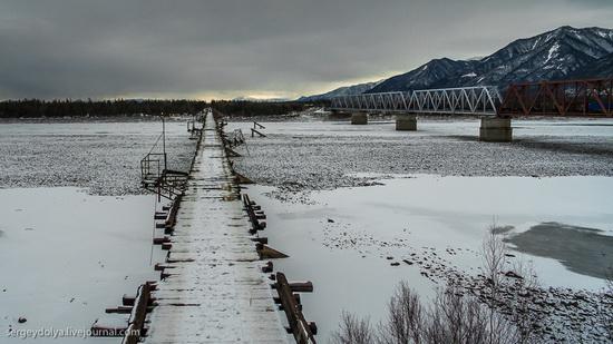 Kuandinsky Bridge, Zabaikalsky region, Russia, photo 9