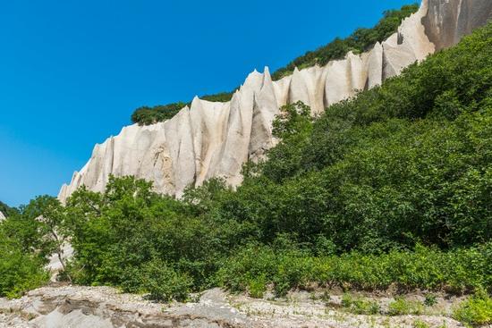 Kuthiny Baty Cliffs, Kamchatka, Russia, photo 3