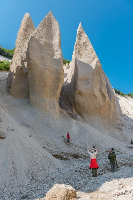 Kuthiny Baty Cliffs, Kamchatka, Russia, photo 4