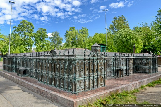 Miniature St. Petersburg in Alexander Park, Russia, photo 10