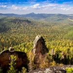 "Nature reserve ""Stolby"" – the main sight of Krasnoyarsk"