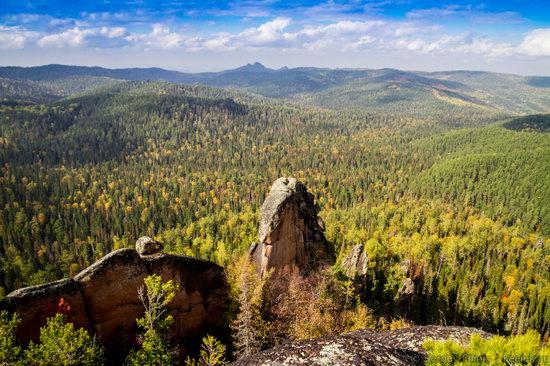 Nature reserve Stolby, Krasnoyarsk, Russia, photo 1
