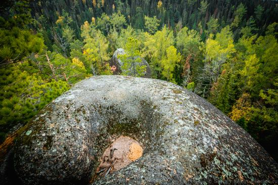 Nature reserve Stolby, Krasnoyarsk, Russia, photo 11