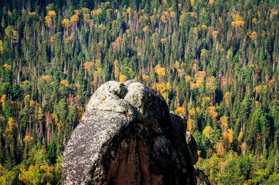 Nature reserve Stolby, Krasnoyarsk, Russia, photo 16
