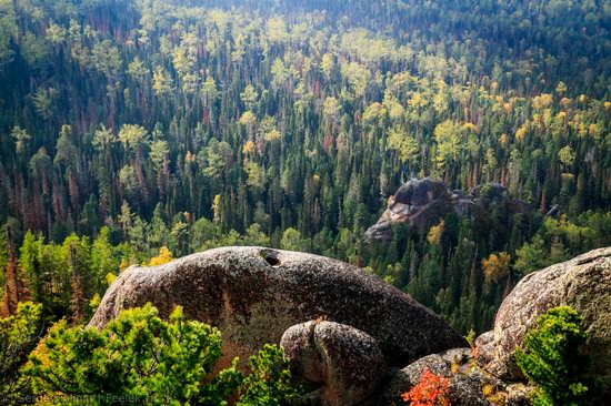Nature reserve Stolby, Krasnoyarsk, Russia, photo 20