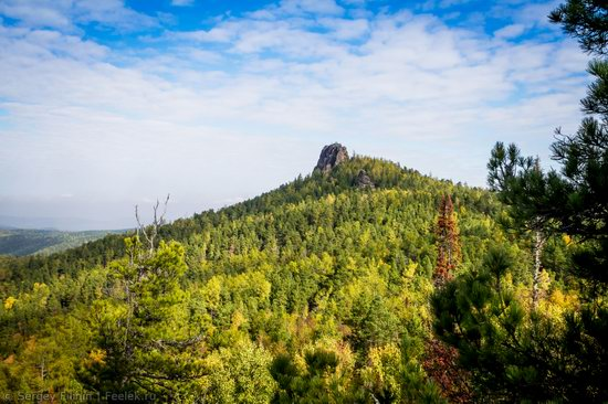 Nature reserve Stolby, Krasnoyarsk, Russia, photo 5