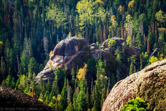 Nature reserve Stolby, Krasnoyarsk, Russia, photo 9