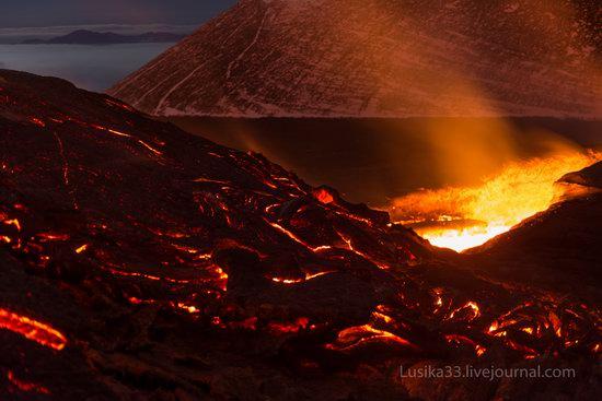 Tolbachik volcano eruption, Kamchatka, Russia, photo 10