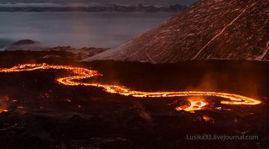 Tolbachik volcano eruption, Kamchatka, Russia, photo 20