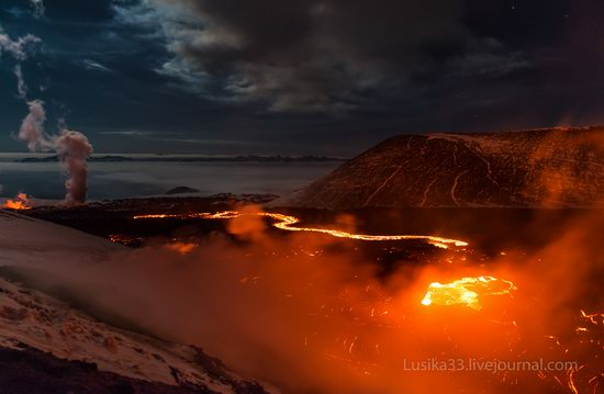 Tolbachik volcano eruption, Kamchatka, Russia, photo 22