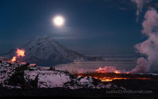 Tolbachik volcano eruption, Kamchatka, Russia, photo 5