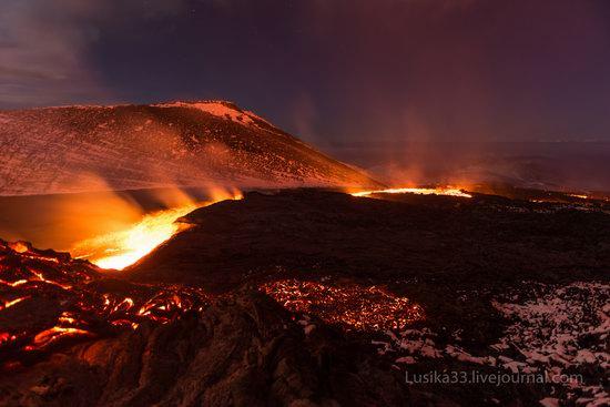 Tolbachik volcano eruption, Kamchatka, Russia, photo 7