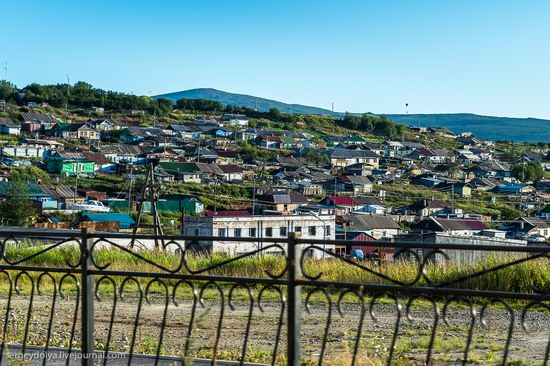 Magadan on a sunny summer day, Russia, photo 11