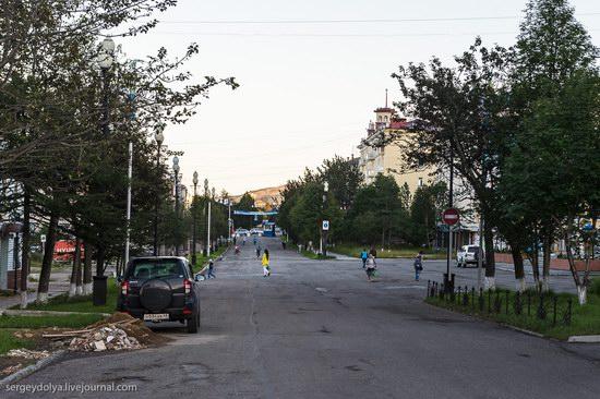 Magadan on a sunny summer day, Russia, photo 13