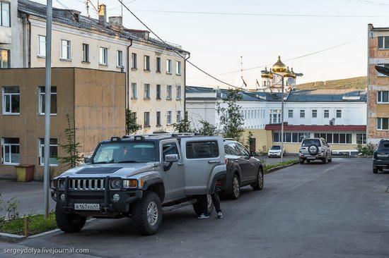 Magadan on a sunny summer day, Russia, photo 20