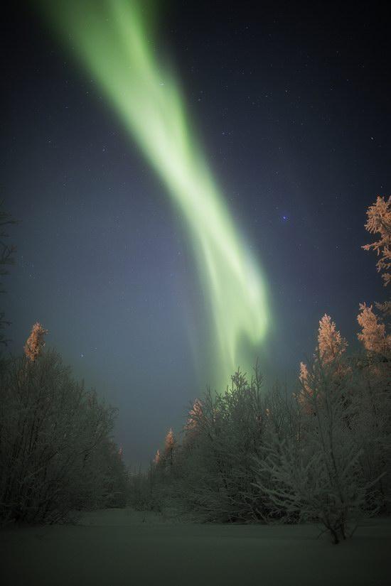 Polar Lights, Novy Urengoy, Russia, photo 15