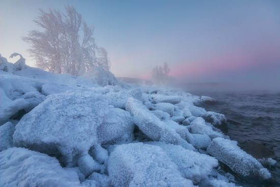 Winter fairytale of the Kola Peninsula, Russia, photo 10