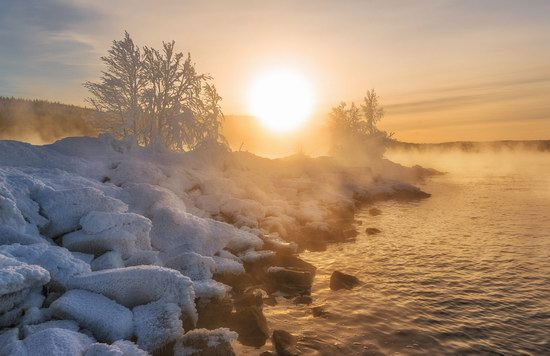 Winter fairytale of the Kola Peninsula, Russia, photo 20