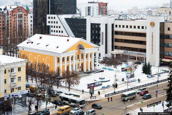 Winter in Ufa city, Russia, photo 13