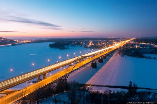 Winter in Ufa city, Russia, photo 14