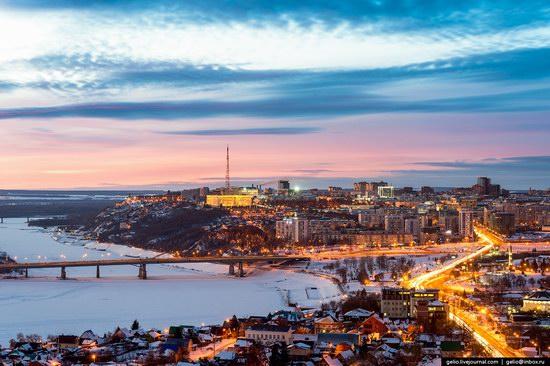 Winter in Ufa city, Russia, photo 15