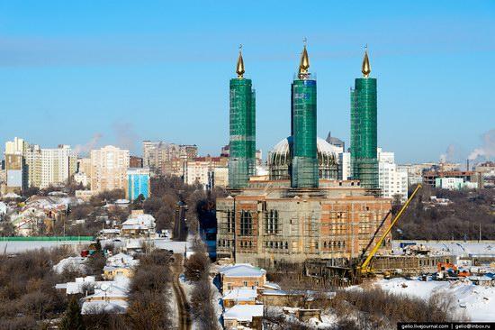 Winter in Ufa city, Russia, photo 17