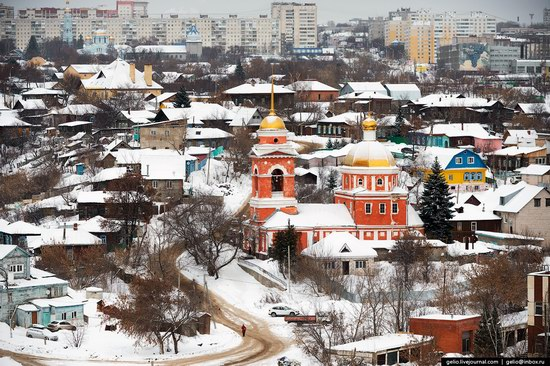 Winter in Ufa city, Russia, photo 18