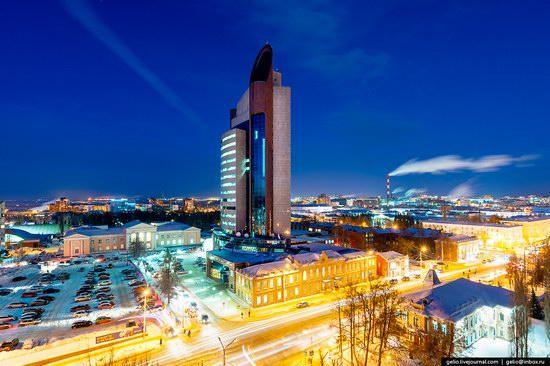 Winter in Ufa city, Russia, photo 20