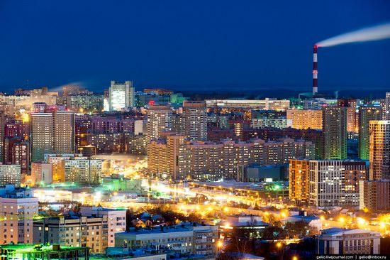 Winter in Ufa city, Russia, photo 21